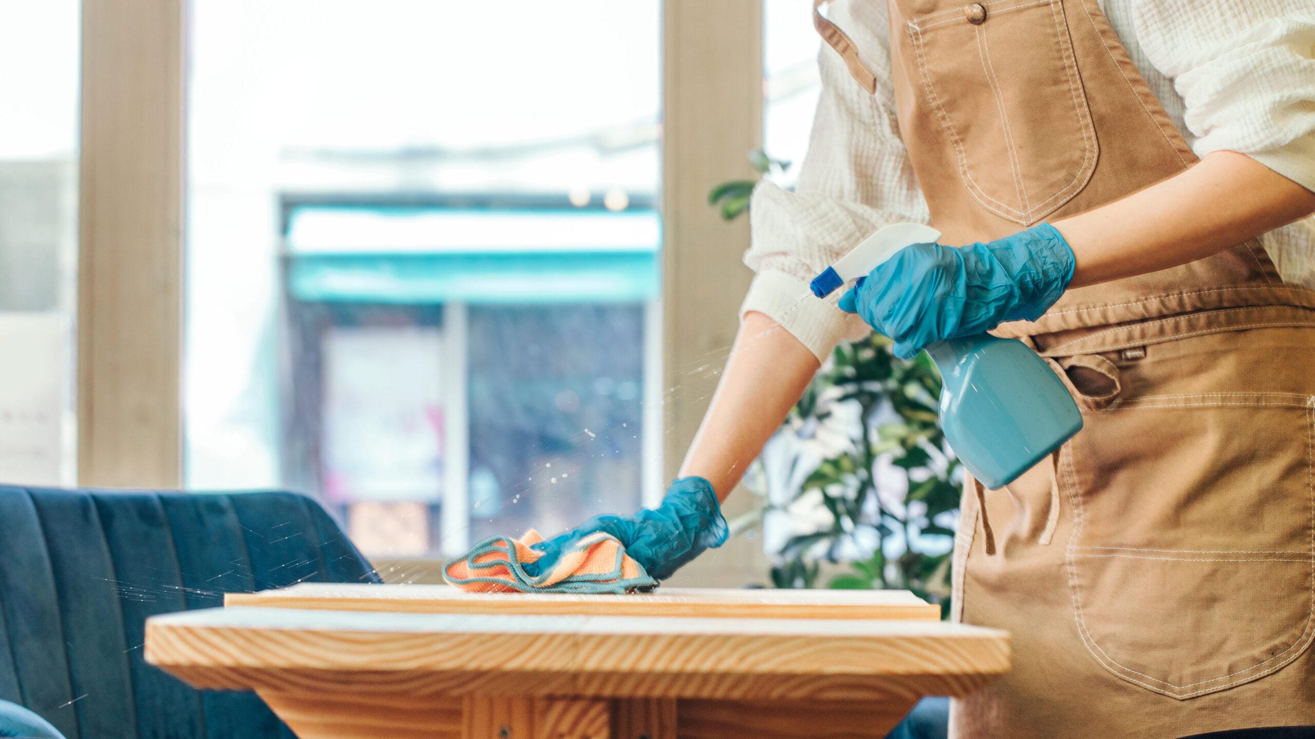 キッチンカーにお客様が求めること-衛生的